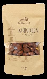 Mandeln Mexican artisanal geröstet 100g
