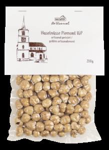 Piemontesische Haselnüsse IGP artisanal